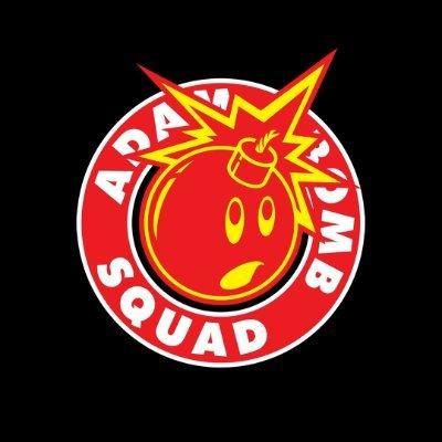 Adam Bomb Squad logo